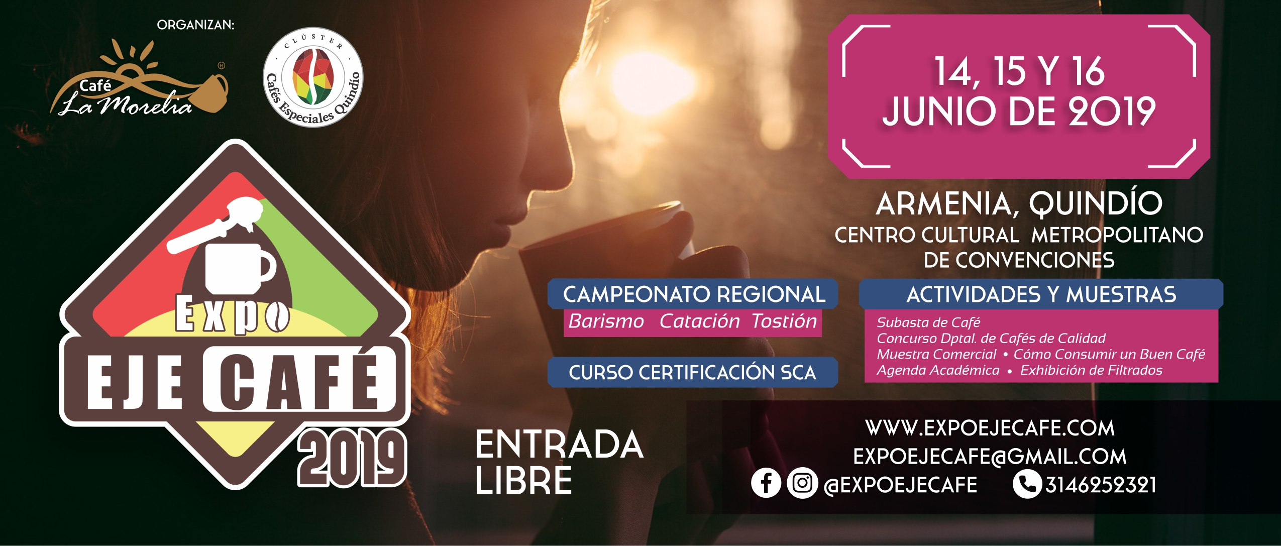 Flyer EXPO EJE 2019